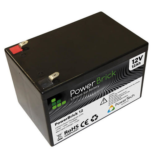 PowerBrick 12V - 12Ah