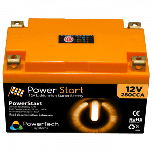 PowerStart 12V Starter Battery