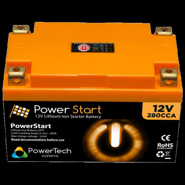 PowerStart 12V Starter Battery
