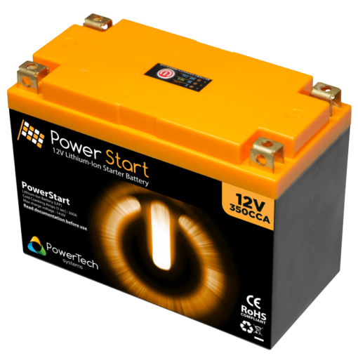 Powerstart Lithium-Ion 12V Starter Battery