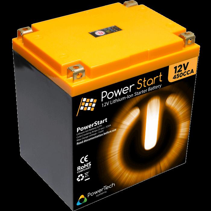 Powerstart Lithium-Ion 12V Starter Battery