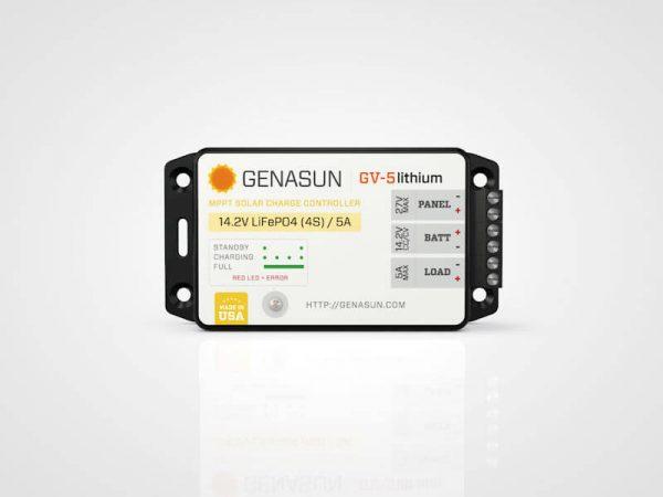 MPPT Solar Controler for 12V Lithium Iron Phosphate batteries