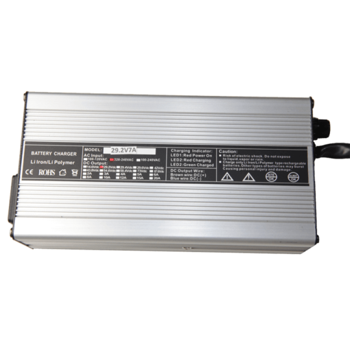 10A-12V battery charger for Lithium Iron Phosphate battery