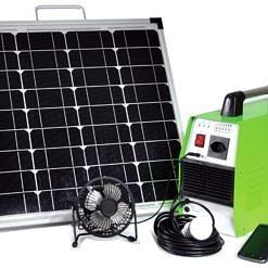 Générateur PowerMove 500W mobile à batterie Lithium-Ion