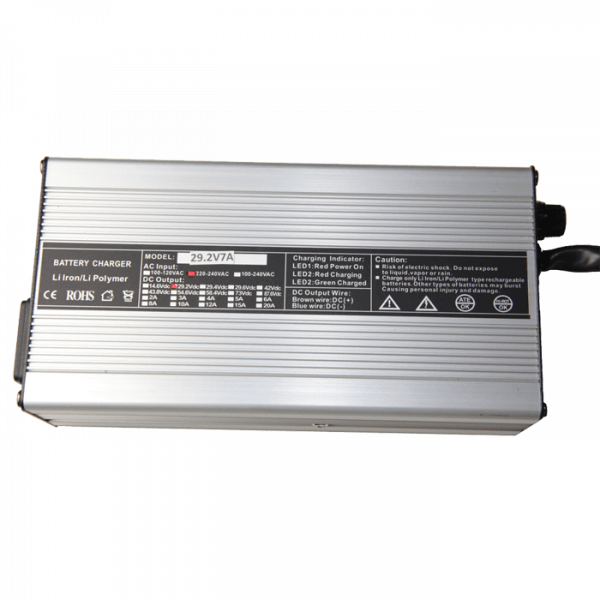 5A-36V battery charger for Lithium Iron Phosphate battery