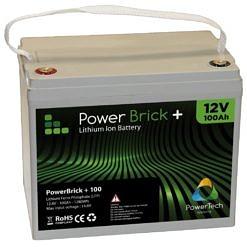12V Lithium battery packs - PowerBrick®
