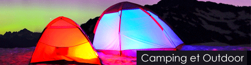 Batteries lithium 12V camping activité plein air