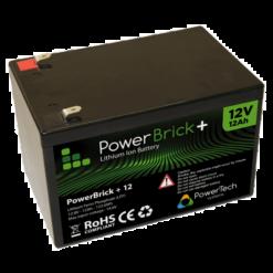 PowerBrick+ 12V 12Ah