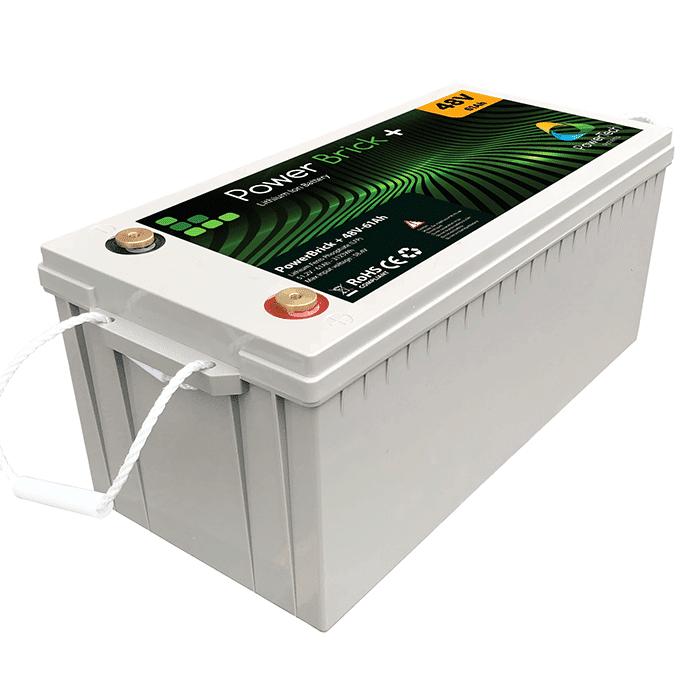 48V 50Ah Lifepo4 Battery Pack | Himax Professional