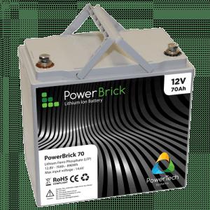 PowerBrick 12V 70Ah