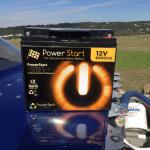PowerStart 12V Lithium ion battery 600CCA