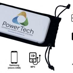 PowerBank-5000mAh - Lithium-Ion