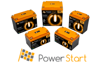 PowerStart LifePO4 batteries