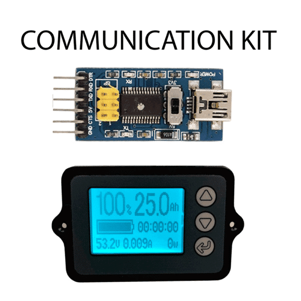Communication KIT for Coulomb Counter