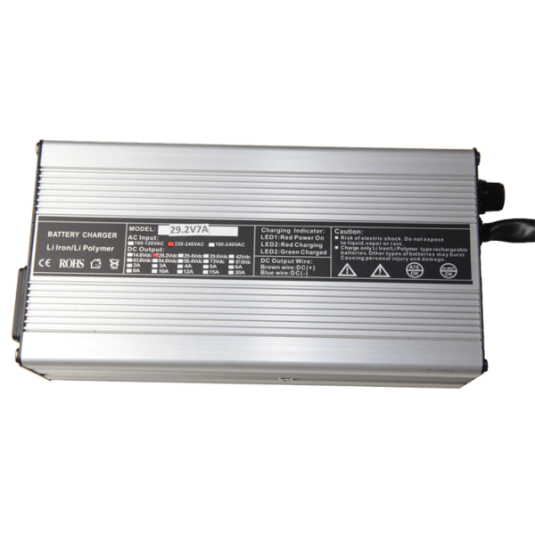 4A-48V battery charger for Lithium Iron Phosphate battery