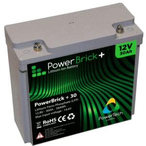 PowerBrick 12V-30Ah Pro