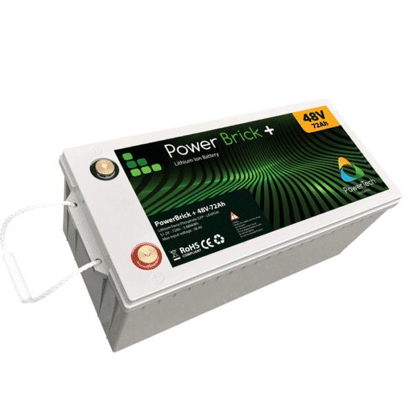 Batterie LiFePO4 PowerBrick-Pro-48V-72Ah