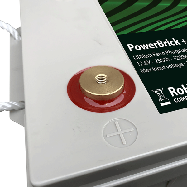 PowerBrick_48V-105Ah - M8 Connector